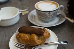 DSC_0625.jpg (goodnightstrawberry) Tags: italy breakfast florence italia beignet bakery tuscany pastry firenze toscana