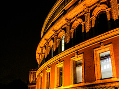 Royal Albert Hall 9 (Remko Tanis) Tags: culture night england london alberthall monument venue royalalberthall uk unitedkingdom gb