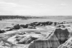 Badlands wide IR 20160618 (Kenneth Cole Schneider) Tags: southdakota badlandsnationalpark