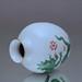 Meissen, Vase, Ming Drache, Grün, Blumenvase, Kugelvase, Drachen