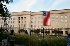 Live & Death, Pentagon () Tags: leica leicam6 leicafilm film filmphotography colour streetphotography 911 pentagon washington