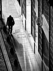 (cocopqz) Tags: pentaxk10d pentaxlife moire buenosaires blancoynegro bw sombras