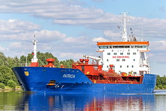 Patricia (maritime.fotos) Tags: patricia tanker chemikalienlproduktetanker kielcanal nok nordostseekanal oil oiltanker chemicaloiltanker harrenpartner