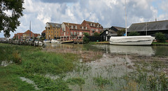 FAVERSHAM, Kent (claude 22) Tags: faversham kent kentish village east county countryside counties britain beautiful btiment architecture river swamp