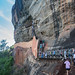 Sigiriya Aufstieg Treppe Sri Lanka