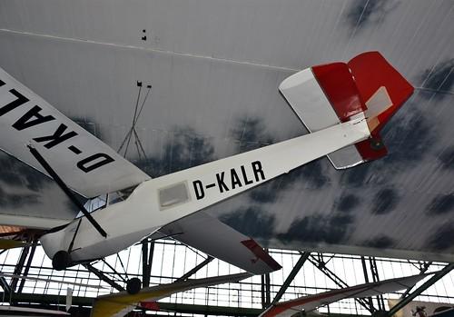 D-KALR - Schleicher Ka-4 Rhonlerche II   Merseburg