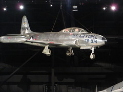 53-5974 National Museum of the USAF Wright-Patterson AFB 30 November 2015 (ACW367) Tags: 535974 lockheed t33a shootingstar usaf nationalmuseumoftheusaf wrightpattersonafb