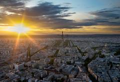 Classic (M1s4ntr0ph3) Tags: paris france montparnasse tower eiffel