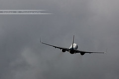 7 3 7 (Aro'Passion) Tags: boeing 737 b737 7378c9 b7378c9 luxair airport aropassion aircraft airlines dcollage departing monteinitiale variopositif