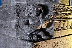 India - Maharashtra - Ajanta Caves - Cave 4 - 20 (asienman) Tags: india maharashtra cave4 ajantacaves asienmanphotography