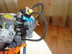 Gladiator6 (KopakaTonMOCs) Tags: old lego walker bionicle mecha mech gladiator moc kopakaton