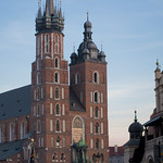 "St. Mary's Basilica, Kraków<a href=""http://www.flickr.com/photos/28211982@N07/15446235063/"" target=""_blank"">View on Flickr</a>"