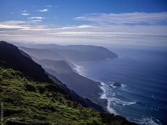 Acantilados Gallegos (IMAXEbyEC) Tags: ocean sea españa cliff mer mar spain cabo atlantic galicia falaise espagne acantilado oceano cantabrico galice ortegal cantabrique