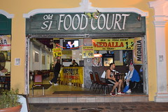 Theresa Irene Wolowski visiting the Old SJ Food Court in Plaza de Coln (Columbus Square) of Old San Juan Puerto Rico (RYANISLAND) Tags: puerto island islands spain oldsanjuan puertorico 14 rico sanjuan spanish espanol latin tropical tropicalisland tropic caribbean greater latino latina latinos commonwealth tropics rican boricua ricans puertorican antilles 2014 latinas puertoricans boricuas latins tano caribbeanisland caribbeanpeople greaterantilles commonwealthofpuertorico
