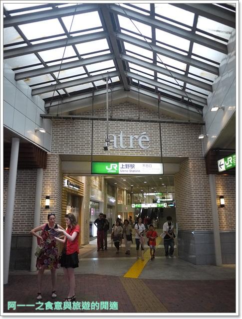 東京自助旅遊上野公園不忍池下町風俗資料館image002