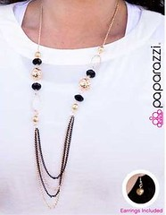5th Avenue Gold Necklace K2 P2011-4