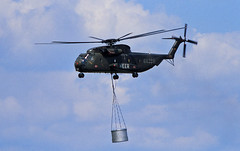 CH-53 Bundeswehr Luftwaffe (rieblinga) Tags: ila hubschrauber bundeswehr luftwaffe schönefeld