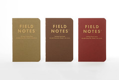 Ambition: Olive, Chocolate, Wine (2strokebuzz) Tags: stationery madeinusa notebooks fieldnotes datebook fieldnotesbrand memobooks