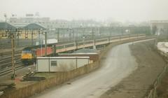 "Virgin Trains Class 47/8, 47814 ""Totnes Castle"" (37190 ""Dalzell"") Tags: spoon brush duff highlevel virgintrains sulzer willesdenjunction class47 type4 redandgrey totnescastle 47242 class478 47659 d1919 47814 sbrea springsbranchrailenthusiastassociation"