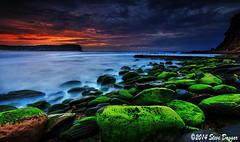 0S1A9411enthuse (Steve Daggar) Tags: ocean seascape beach sunrise oceanpool macmastersbeach