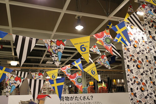 IKEA ShinMisato 6th Birthday