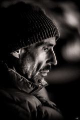 At the campfire (*altglas*) Tags: portrait campfire lagerfeuer rodenstock heligon f075 tvheligon 07550 07550mm