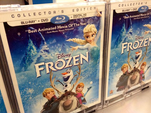 Disney Frozen by JeepersMedia, on Flickr