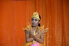 Kala Utsav #117 (*Amanda Richards) Tags: dance dancers dancing performance arts guyana georgetown singer kendra performer 2014 guyanahindudharmicsabha