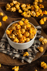 Chicago Style Caramel and Cheese Popcorn (brent.hofacker) Tags: food brown cinema yellow cheese movie golden mix corn junk sweet salt tasty bowl pop delicious crispy caramel salty butter snack popcorn carmel junkfood treat buttered maize crunchy cheddar confectionery unhealthy confection kernel flavored chicagostyle chicagostylepopcorn popcornmix