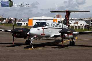 King Air 350ER - Externas