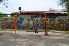 Plaza Unin San Pedro   La Florida (Fundacin Mi Parque) Tags: la san florida pedro unin