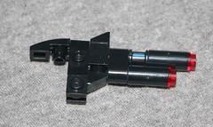 S.I.D. Smart Infantry Drone (gun) (MaverickDengo) Tags: soldier robot lego space scifi mech moc drone