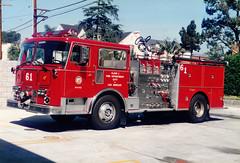 Engine 61 1984 Seagrave