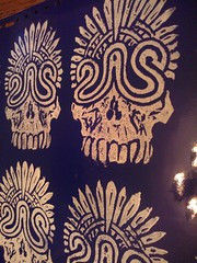 (andres musta) Tags: andres musta stickerart print block zombie sticker zas zombieartsquad art squad stickers adhesive