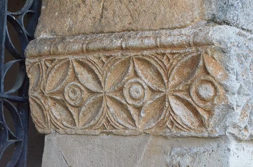 Baños de Cerrato (Castille et Léon), église wisigothique - 07