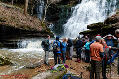 Machine Falls - Short Springs State Natural Area - Jan. 2015 (mikerhicks) Tags: winter usa landscape geotagged unitedstates hiking tennessee waterfalls tullahoma lakehills tennesseestateparks machinefalls shortspringsstatenaturalarea canon7dmkii machinefallsbranch sigma18250mmf3563dcmacrooshsm geo:lat=3541282667 geo:lon=8617929000