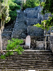 México - Calakmul Ruinas Mayas (Galeon Fotografia) Tags: méxico calakmul ruinasmayas maya archäologie arqueología archéologie археология archeology mexico мексика mexique galeonfotografía