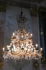 Marmorsaal Schloss Leopoldskron Salzburg