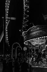 Spin Me Round (K3EPhoto) Tags: christmas street winter light people horse food london eye wheel cane thames kids night river children nikon candy fairground market drink dusk circus walk south low go bank carousel ferris waterloo round merry crowds autmun eon d3300