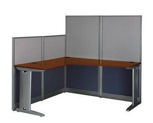 Bush Business Furniture L-Shaped Workstation (Box 2 of 2) Desk