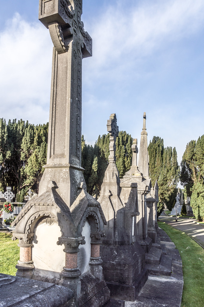 Glasnevin Cemetery, officially known as Prospect Cemetery REF-101132