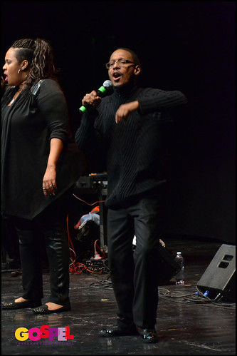 CEDRIC SHANNON RIVES & UNLIMITED PRAISE GOSPEL SINGERS