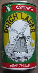 beer can (streamer020nl) Tags: uk england holland mill netherlands beer windmill dutch moulin mhle can chester gb 1986 safeway 1980s blik molen lager bire windmolen dose blikje bierblik