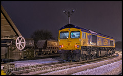 66736 (saltley1212) Tags: hill bardon gbrf 66736