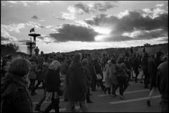 Marche Rpublicaine (Romain Massola) Tags: leica blackandwhite bw lyon noiretblanc kodak voigtlander trix nb epson m6 colorskopar charliehebdo v700 libertedexpression libertedelapresse bwfp marcherepublicaine jesuischarlie