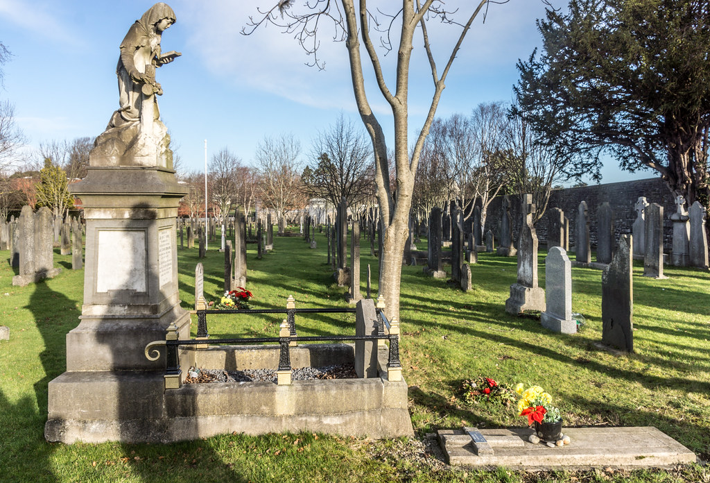 Glasnevin Cemetery, officially known as Prospect Cemetery REF-101115