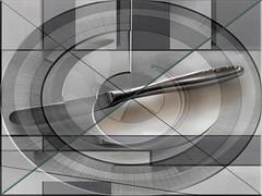_MG_3558 (serafin_moreno_alvarez) Tags: art blancoynegro luz canon eos idea spain earth international z visual ideas realismo composicion cuchillo hiperrealismo serafin creativo flickraward ldquocreative