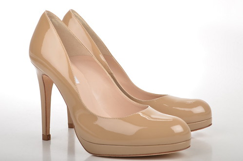 LK Bennett Sledge High-Heel Plateau Pump by spera.de, on Flickr