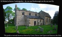 Sutton-by-Castor, Sutton-cum-Upton and Sutton-in-the-Soke (Simon_K) Tags: church churches peterborough cambridgeshire sutton eastanglia cambs soke suttoncumupton