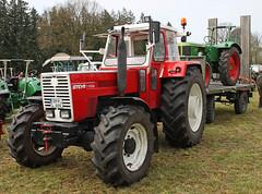 Steyr tractor (The Rubberbandman) Tags: old tractor classic vintage germany austria traktor farm farming machine german vehicle agricultural austrian steyr trecker bruchhausen vilsen 1100a